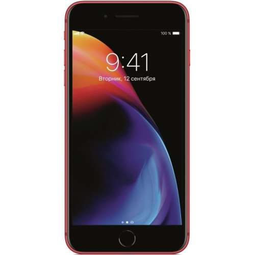 Apple iPhone 8 Plus (PRODUCT)RED™ Special Edition 64GB фото 1