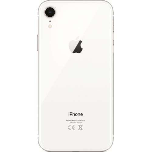 Apple iPhone XR 256GB (белый) фото 2