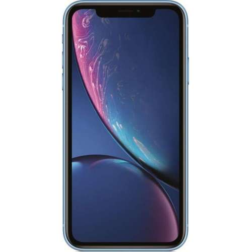 Apple iPhone XR 256GB Dual SIM (синий) фото 1