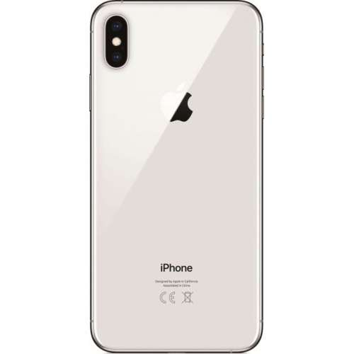 Apple iPhone XS Max 256GB Dual SIM (серебристый) фото 2