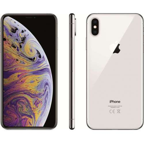 Apple iPhone XS Max 256GB Dual SIM (серебристый) фото 4