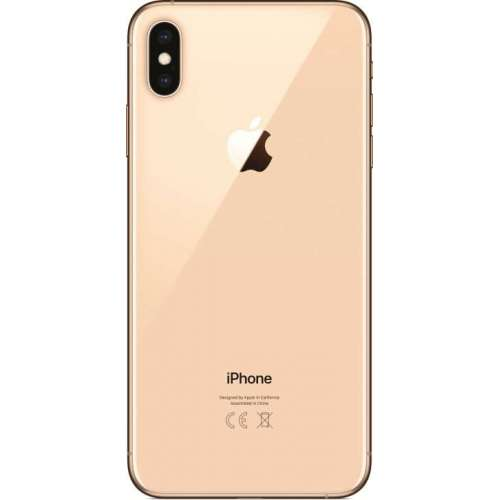 Apple iPhone XS Max 256GB Dual SIM (золотистый) фото 2