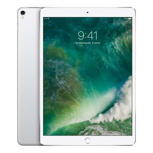 Планшет Apple iPad 128GB LTE Silver фото 2