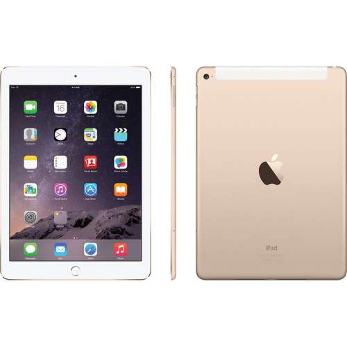 Планшет Apple iPad Air 2 32GB LTE Gold фото 2