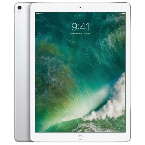 Планшет Apple iPad Pro 12.9 256GB LTE Silver фото 4