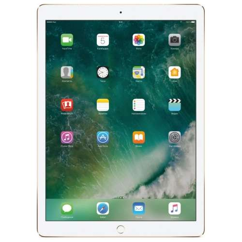 Планшет Apple iPad Pro 12.9 64GB LTE Gold фото 1