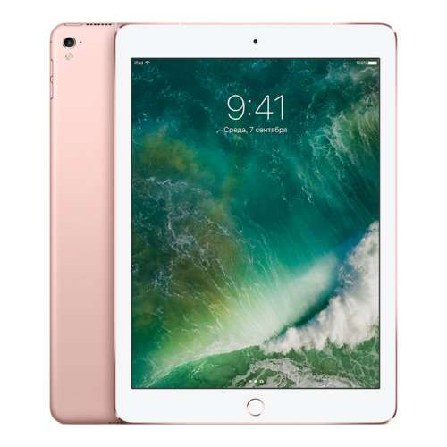 Планшет Apple iPad Pro 9.7 128GB LTE Rose Gold фото 2