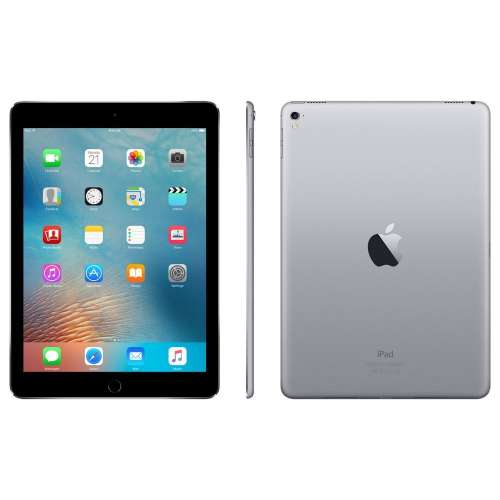 Планшет Apple iPad Pro 9.7 128GB LTE Space Gray фото 3