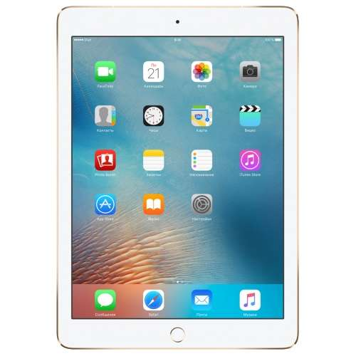 Планшет Apple iPad Pro 9.7 32GB Gold фото 1