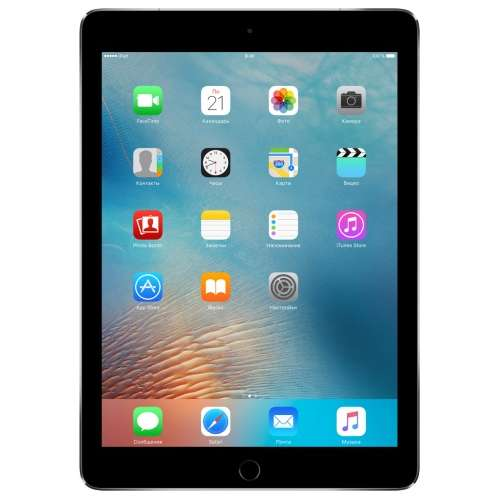 Планшет Apple iPad Pro 9.7 32GB Space Gray  фото 1