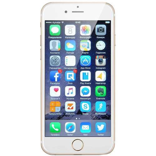 Смартфон Apple iPhone 6 32GB Gold фото 1