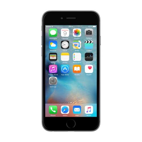 Смартфон Apple iPhone 6 32GB Space Gray фото 1