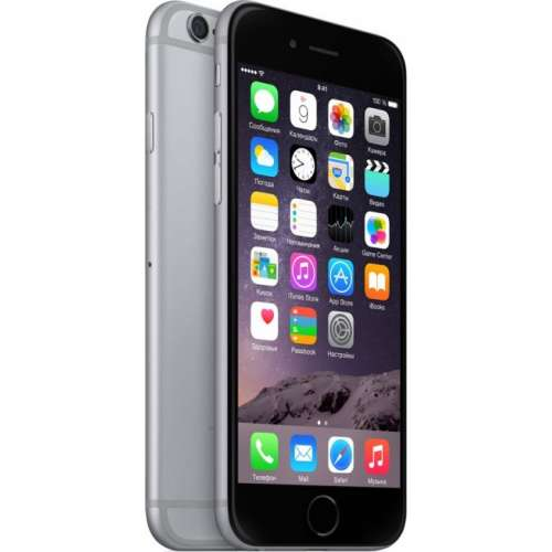 Смартфон Apple iPhone 6 32GB Space Gray фото 2