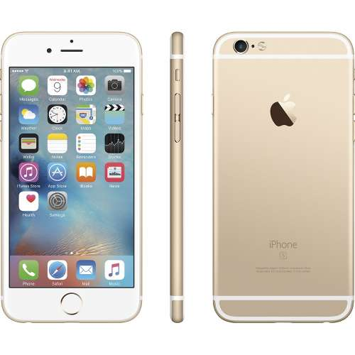 Смартфон Apple iPhone 6s 16GB Gold фото 2