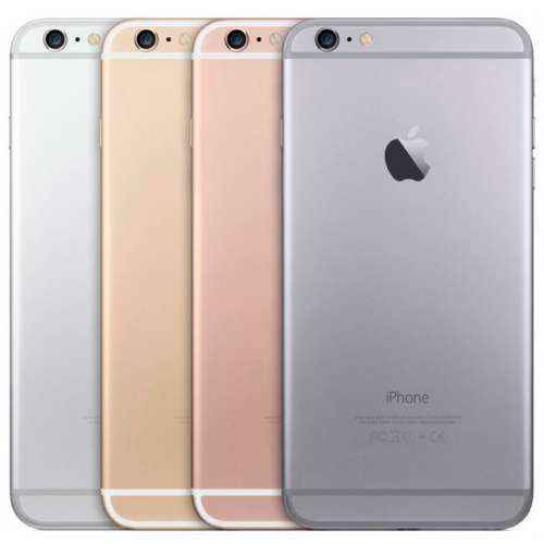 Смартфон Apple iPhone 6s 16GB Gold фото 3