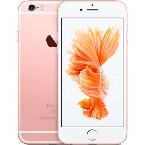 Смартфон Apple iPhone 6s 32GB Rose Gold фото 1