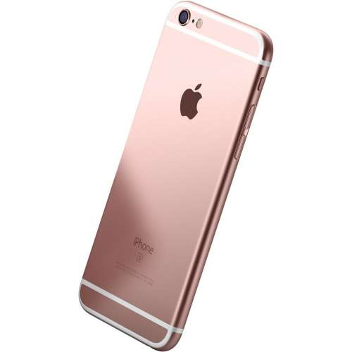 Смартфон Apple iPhone 6s 32GB Rose Gold фото 3