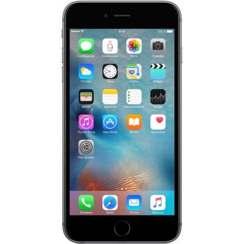 Смартфон Apple iPhone 6s 32GB Space Gray фото 1