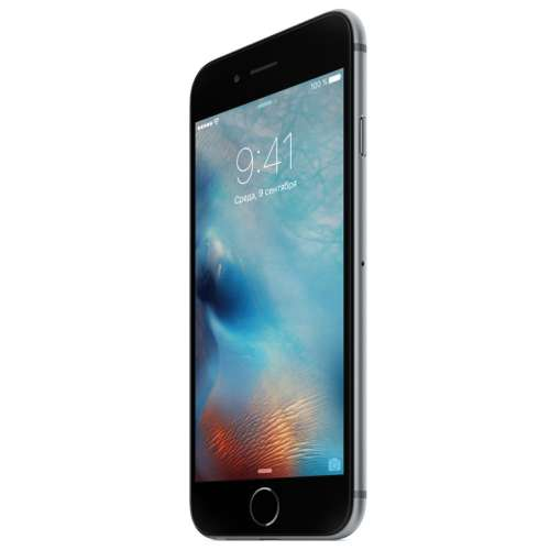 Смартфон Apple iPhone 6s 32GB Space Gray фото 2