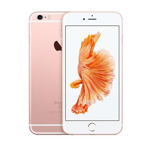 Смартфон Apple iPhone 6s Plus 128GB Rose Gold фото 2