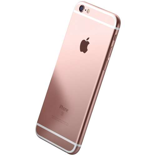 Смартфон Apple iPhone 6s Plus 128GB Rose Gold фото 4