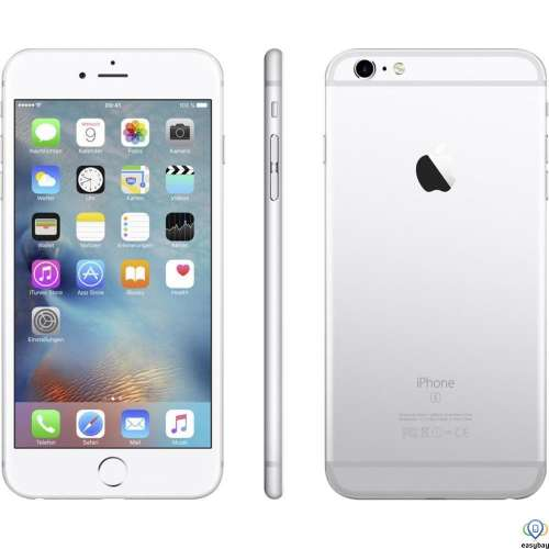 Смартфон Apple iPhone 6s Plus 16GB Silver фото 2