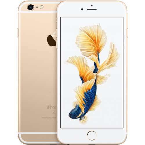 Смартфон Apple iPhone 6s Plus 32GB Gold фото 1