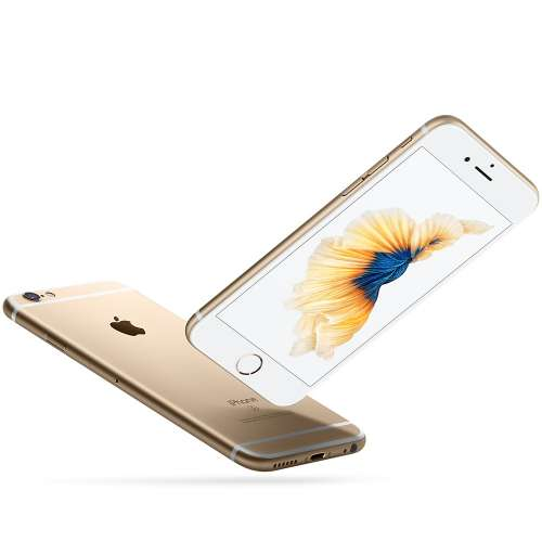 Смартфон Apple iPhone 6s Plus 32GB Gold фото 3