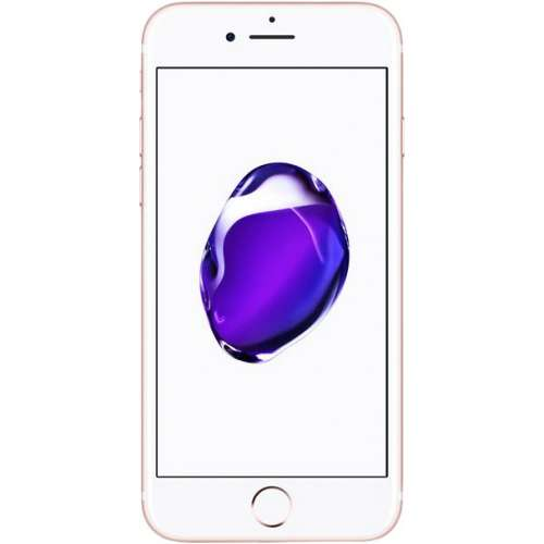 Смартфон Apple iPhone 7 128GB Rose Gold фото 1
