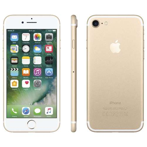 Смартфон Apple iPhone 7 256GB Gold фото 3