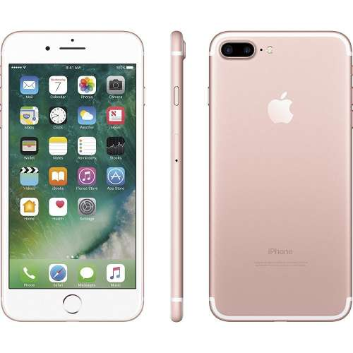 Смартфон Apple iPhone 7 Plus 128GB Rose Gold фото 2