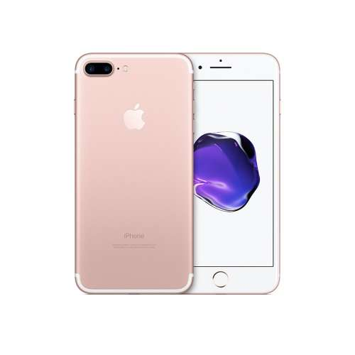 Смартфон Apple iPhone 7 Plus 128GB Rose Gold фото 3