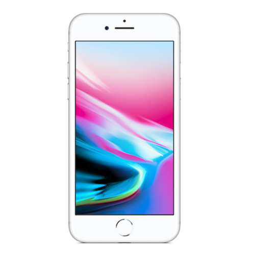 Смартфон Apple iPhone 8 64GB (серебристый) фото 1
