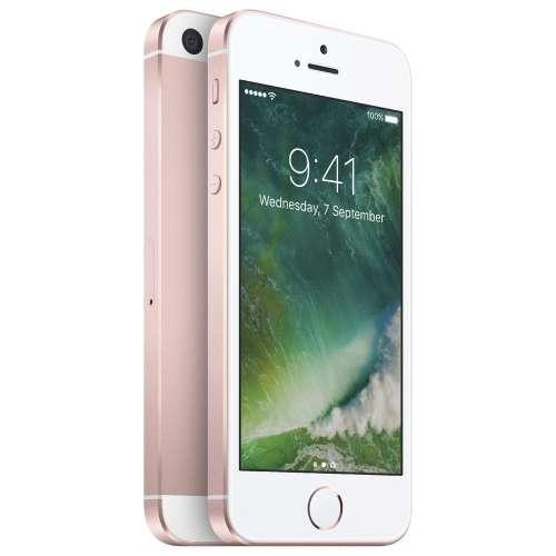 Смартфон Apple iPhone SE 32GB Rose Gold фото 2