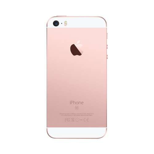Смартфон Apple iPhone SE 32GB Rose Gold фото 3