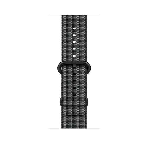 Умные часы Apple Watch Series 2 38mm Space Gray with Black Woven Nylon [MP052] фото 2