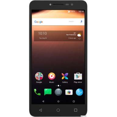 Alcatel A3 XL 8GB (черный) [9008D]