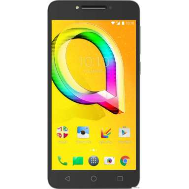 Alcatel A5 LED (серебристый) [5085D]
