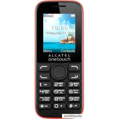Alcatel One Touch Red [1052D]