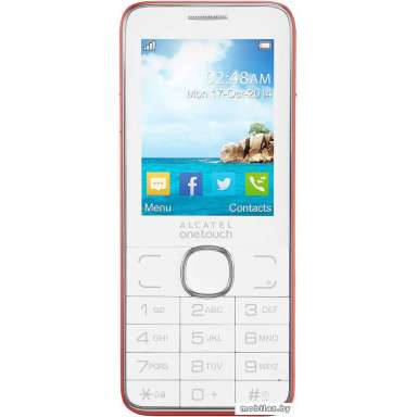 Alcatel One Touch Red [2007D]