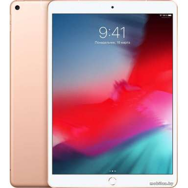 Apple iPad Air 2019 256GB LTE MV0Q2 (золотистый)