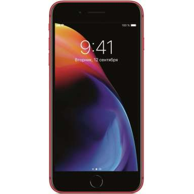 Apple iPhone 8 Plus (PRODUCT)RED™ Special Edition 256GB