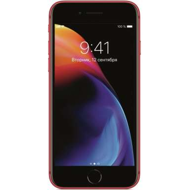 Apple iPhone 8 (PRODUCT)RED™ Special Edition 256GB