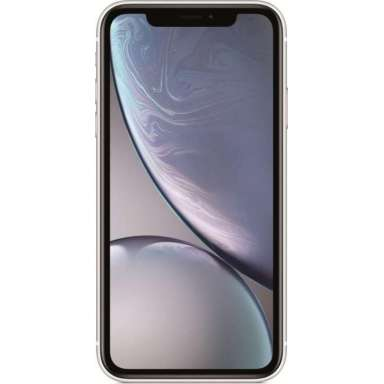 Apple iPhone XR 64GB Dual SIM (белый)