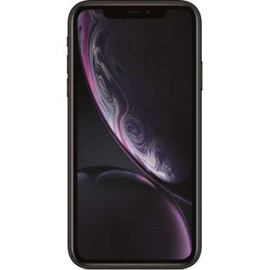Apple iPhone XR 64GB Dual SIM (черный)