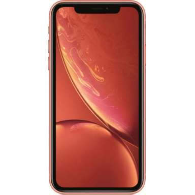 Apple iPhone XR 64GB Dual SIM (коралловый)