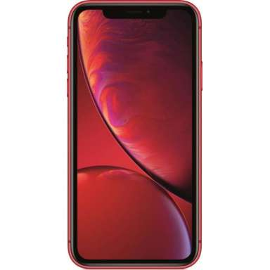 Apple iPhone XR (PRODUCT)RED™ 128GB Dual SIM