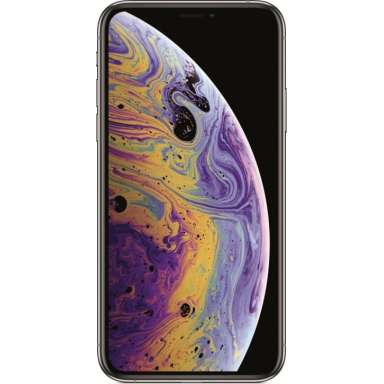 Apple iPhone XS 64GB (серебристый)