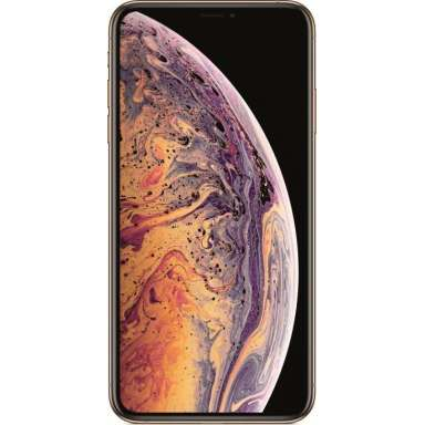 Apple iPhone XS Max 64GB Dual SIM (золотистый)