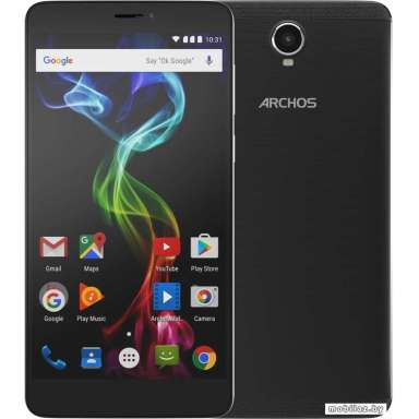 Archos 60 Platinum 8GB (черный)